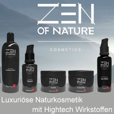 direkt zu Zen-of-Nature Luxuskosmetik
