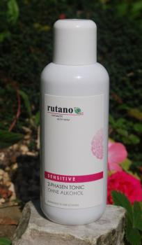 rutano Sensitive 2-Phasen Tonic ohne Alkohol