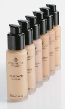 Foundation – Mineral Make-up
