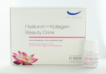 HPL Hyaluron + Kollagen Beauty Drink