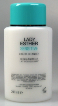 Lady Esther Sensitive Liquid Cleanser