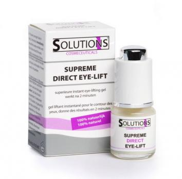 Solutions Cosmeceuticals Supreme Direct Eye-Lift - Lifting Serum