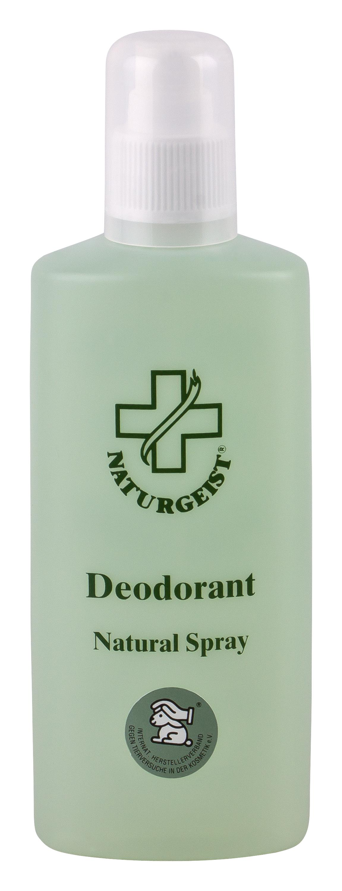 www.shop-of-beauty.de - Deodorant-Spray natural
