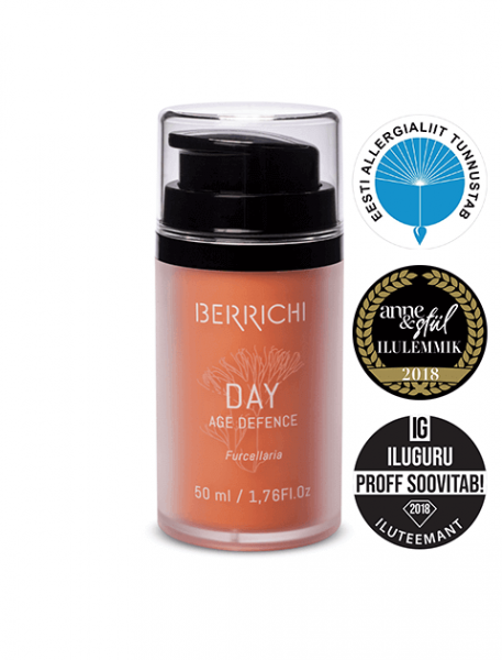 Berrichi Tagescreme DAY AGE DEFENCE