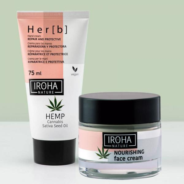 Iroha Nature Hanf Set