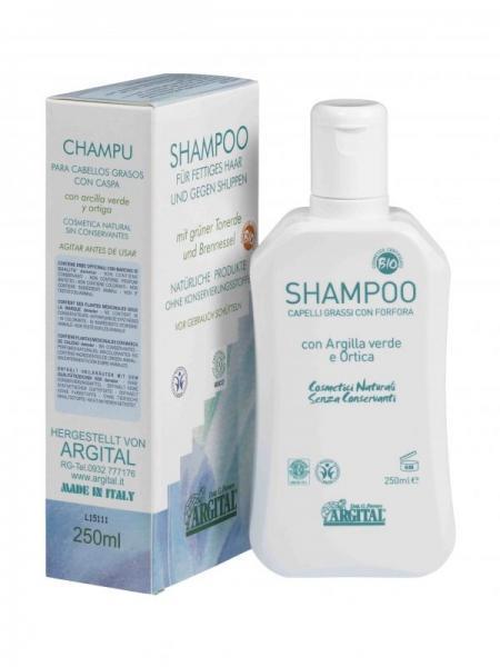 shampoo f r fettendes haar und gegen schuppen 250ml. Black Bedroom Furniture Sets. Home Design Ideas