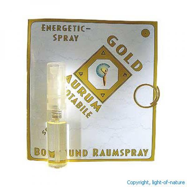 Light of Nature Energetic-Spray GOLD