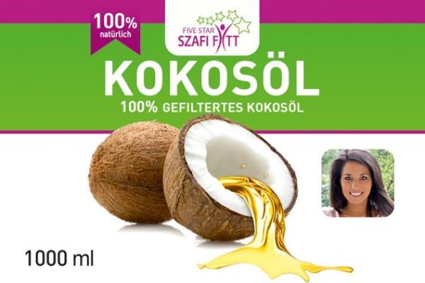 www.shop-of-beauty.de - Kokosöl im Eimer 1000 ml
