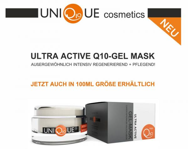 Uniq10ue Ultra Active Gel Mask